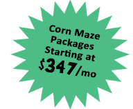 Corn Maze Packages