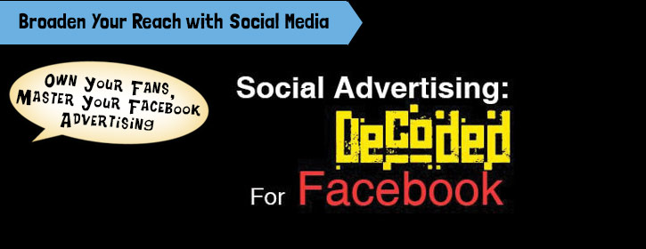 Register for Social Advertising Decoded for Facebook