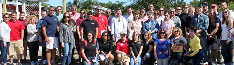 Maize Quest Network - Some of our Operators and Team Members